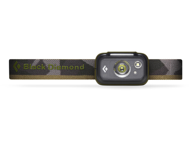 Black Diamond Spot 325 Linterna frontal, dark olive